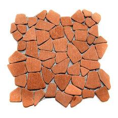 "12""x12"" Terracotta Mosaic Tiles"