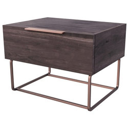 Transitional Nightstands And Bedside Tables by Vig Furniture Inc.
