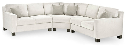 Capitol Hill Sectional - Sectional Sofas