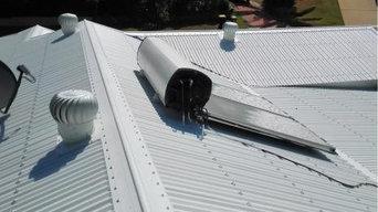 Cool Roof Restoration