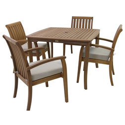 Transitional Outdoor Dining Sets by Outdoor Interiors