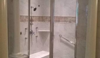 Framed Shower Door