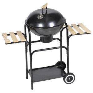 vidaXL Louisiana Charcoal Kettle Barbecue
