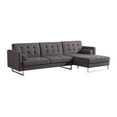 Sleeper Convertible Sectional Sofas | Houzz
