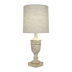 Callion Solid Wood Table Lamp