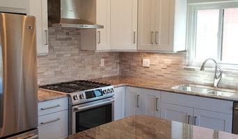 Kitchen and Bathroom Work