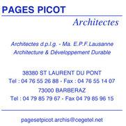 Photo de PAGES PICOT ARCHITECTES