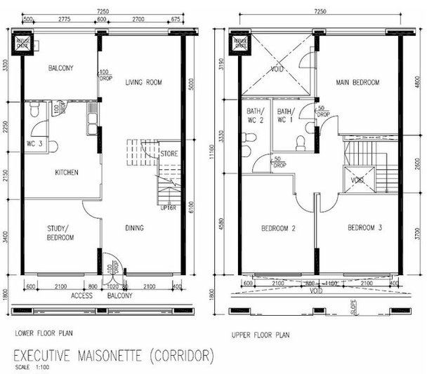 Design Vocabulary: Maisonette or Mansionette?