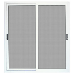 Magnetic Screen Door With Heavy Duty Magnets Mesh Curtain By