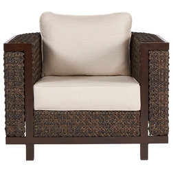 Tropical Outdoor Lounge Chairs by A.R.T. Home Furnishings