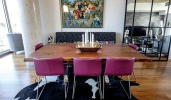 Urban Condo Dining Room