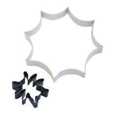 2-Piece Spider Web Cookie Cutter Set