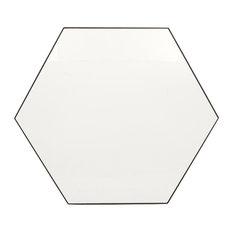 "Brimfield & May - Honeycomb Wall Mirror, 41"" - Wall Mirrors"