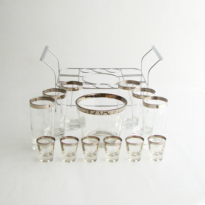 Modern Cocktail Shakers And Bar Tool Sets by Etsy