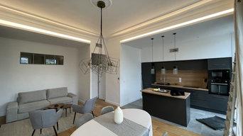 Rénovation totale d'un appartement - 100m2