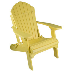 Contemporary Adirondack Chairs by Comfort Craft Furniture