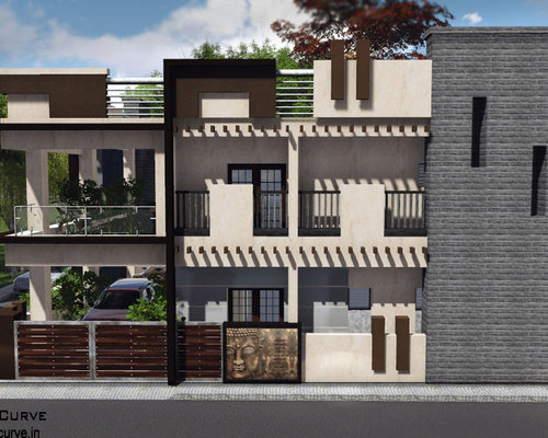 Bungalow/villa/individual House/row House Design