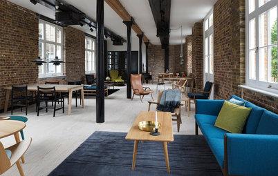 Historie: Carl Hansen & Søn har fået nyt showroom i London