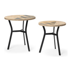 Mercana Emery, Set of 2, Accent Table