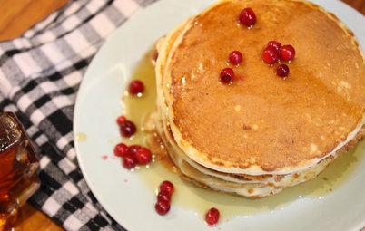 Aux fourneaux : De vrais pancakes à l'américaine