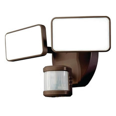 Heathco LED Motion Sensor Light, Bronze