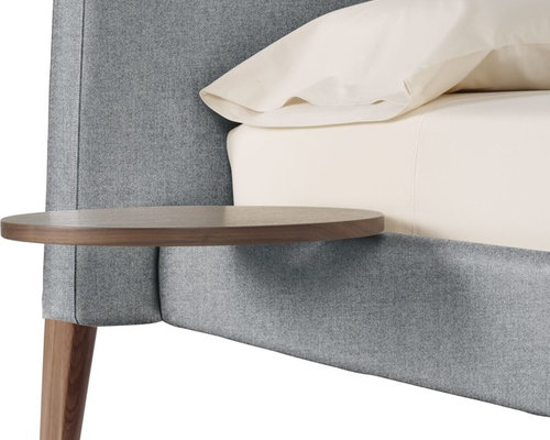 Parallel Cantilever Table   Nightstands And Bedside Tables
