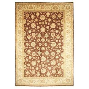 Ziegler Farahan Oriental Rug, Pakistan Hand-Knotted, 426x305 cm
