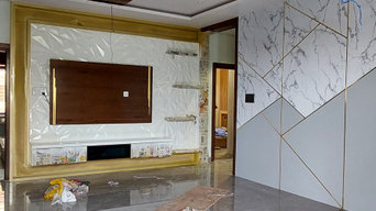 Best Interiors in Hyderabad for 3BHK Independent House
