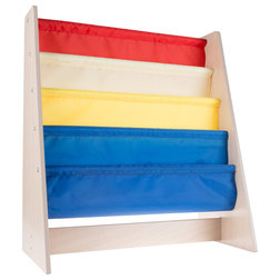 Contemporary Kids Bookcases by Trademark Global