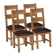 Otago Large Dining Chair, Set of 4