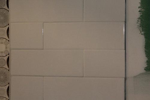 Botched Shower Renovation Tile Linear Drain Shower Floor