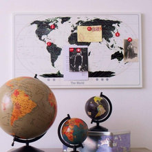 Modern Bulletin Boards And Chalkboards by Graham and Green