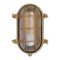 Oval Devonport Bulk Head Light