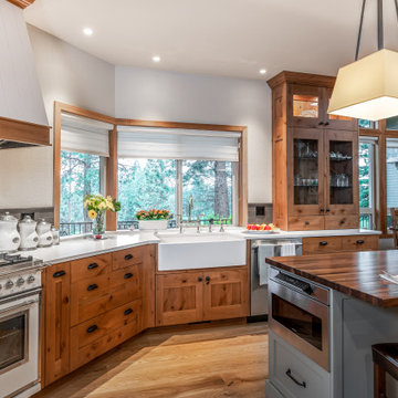 Kitchen Overview with Island