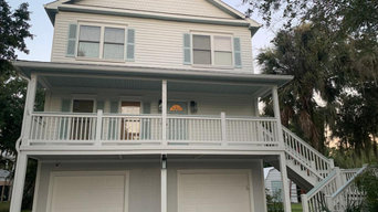 Our Exterior Painting Projects