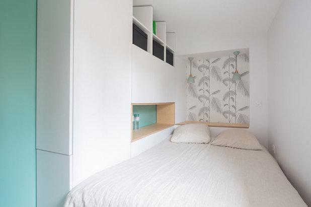Спальня by LAUREN HAVEL Architecte