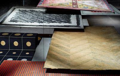 Арт, да и только: 47 ковров — объектов искусства и предметов гордости