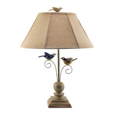 Fly Away Together Table Lamp