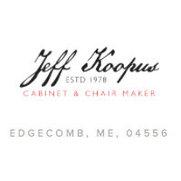 Foto de Jeff Koopus Cabinet and Chair Maker
