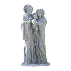 Estate Holy Family Statue