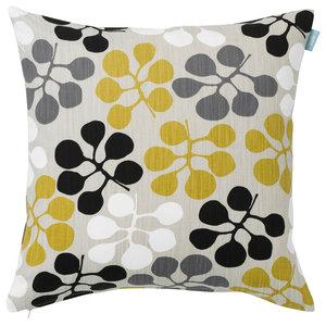 Callisia Cushion Cover, Graphite