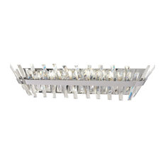 Minka Lavery Echo Radiance 8 Light Bath - Chrome