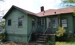 Before Photo - Historic Whole House Renovation