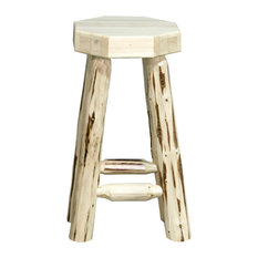 Montana Counter Height Backless Bar Stool Ready To Finish
