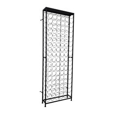 VidaXL Iron Wine Rack for 108 Bottles