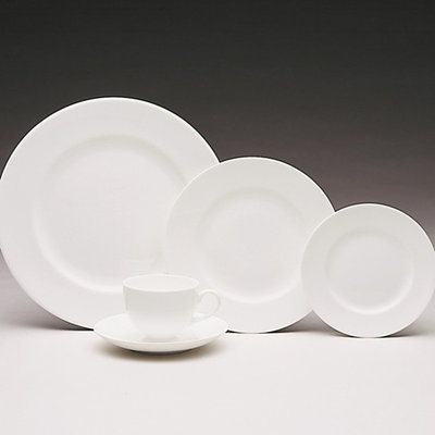 Dinnerware Sets by Bloomingdale\u0027s & Guest Picks: White Dinnerware for the Holidays and After
