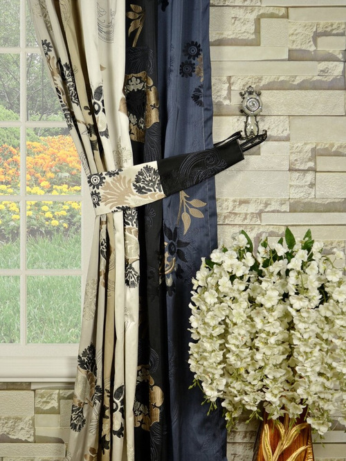 Nice Curtains blue window curtains are one of the best choice for home Nice Curtains Curtains