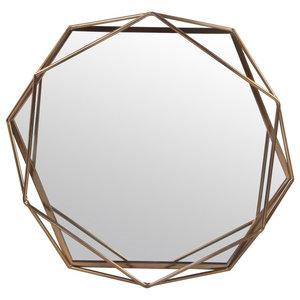Iron Wall Mirror, Medium