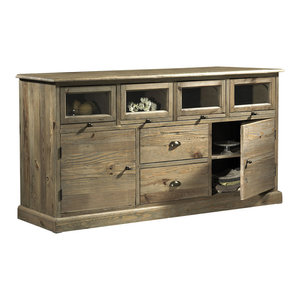 Origano Aged Pine Sideboard