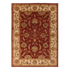 "Artistic Weavers Oxford Isabelle 2'3""x10' Red, Beige Rug"